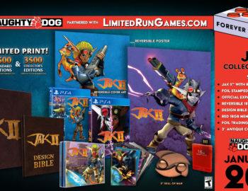 Kolekcjonerka Jak II od Limited Run Games trafi do przedsprzedaży w tym tygodniu