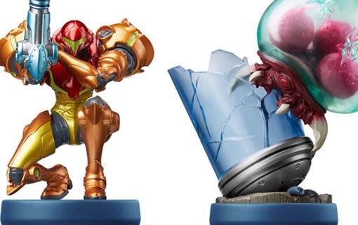 Nintendo amiibo – Metroid i Samus Aran