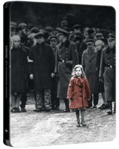 Lista Schindlera Steelbook