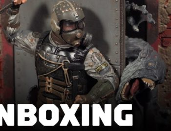 Unboxing Metro Exodus Spartan Collector's Edition