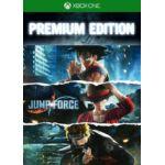 Jump Force Premium Edition za około 192 zł z wysyłką w sklepie Bandai Namco