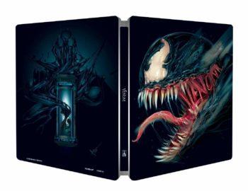 Venom na Blu-ray w specjalnym wydaniu ze Steelbookiem