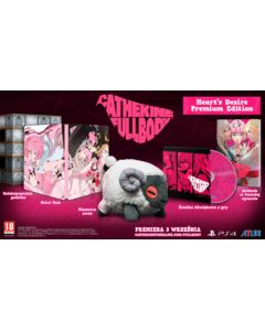 Catherine: Full Body Heart's Desire Premium Edition
