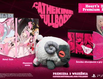 Catherine: Full Body z datą premiery i kolekcjonerką Heart's Desire Premium Edition