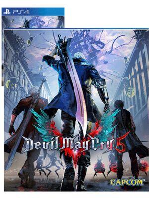 Devil May Cry 5 z trójwymiarową obwolutą