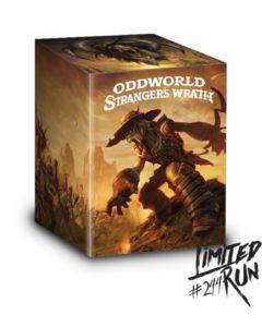 Oddworld Stranger's Wrath Collector's Edition