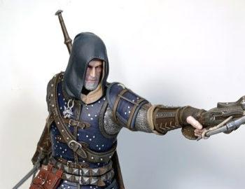Dark Horse przyszykuje nowe figurki z Wiedźmina 3