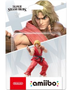 Amiibo Super Smash Bros. – Ken