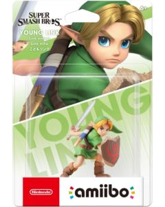 Amiibo Super Smash Bros. – Young Link